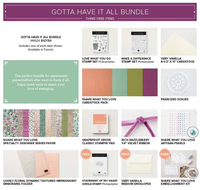 Gotta Have It All Bundle